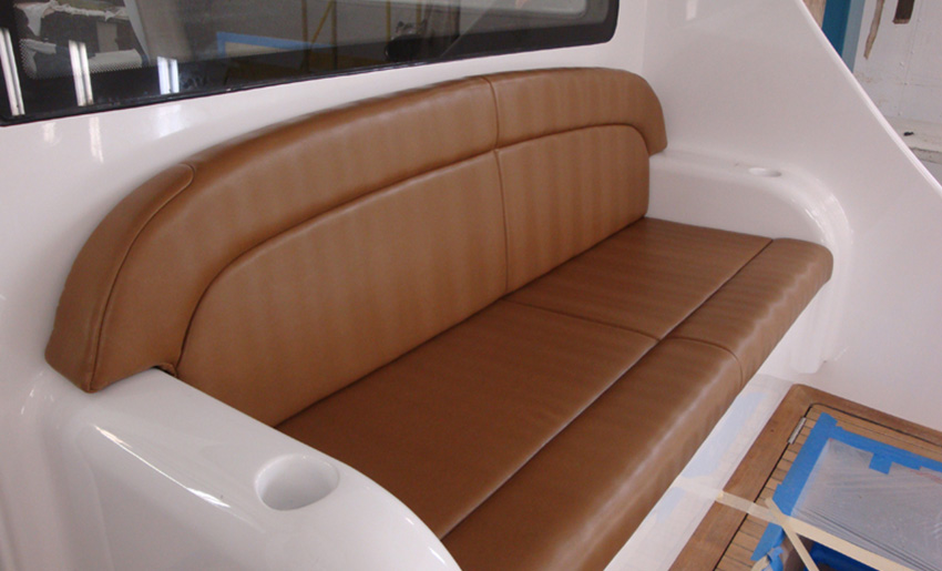 Boat Upholstery Auckland Marine Upholstery Repair North