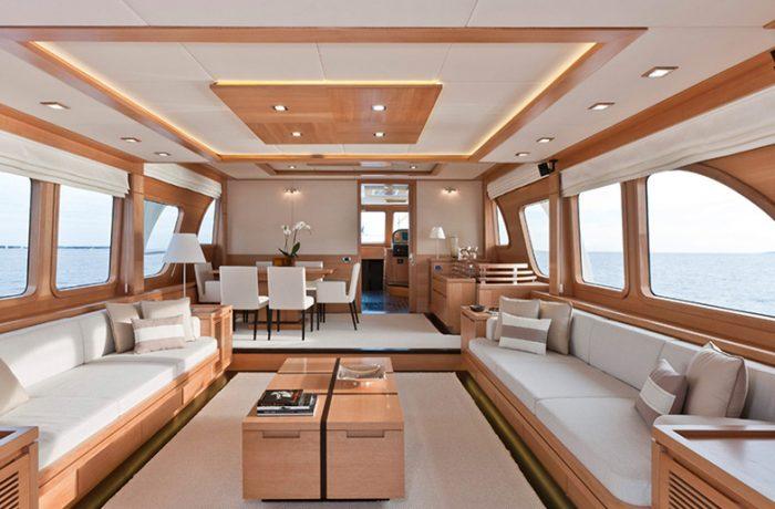 Superyacht Upholstery